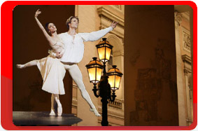 Moscow Ballet, International ballet competition.