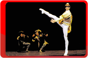 Moscow Ballet, International ballet competition, Bolshoy Theatre, travel company Vympel-tour.