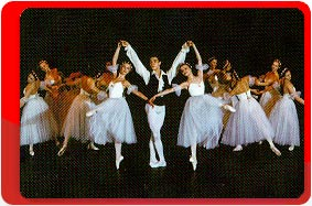 The X International competition of ballet dancers choreographers.