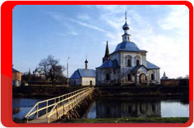 Russia, Golden Ring, Suzdal