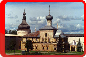 Russia, Golden Ring, Rostov Veliky (Rostov-the-Great)