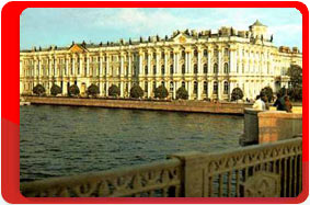 Russia, Saint Petersburg, The Hermitage